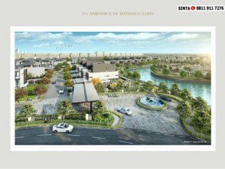 Lyndon Nava Park Bsd City an Ambience of Sophistication